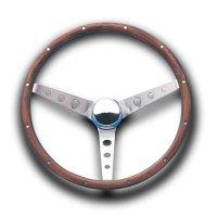 Grant Classic Ford Model Wood Steering Wheel 37cm