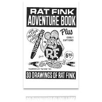 ED ROTH BOOK - RAT FINK ADVENTURE