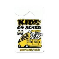 MOONEYES パーキング パーミット - KIDS ON BOARD