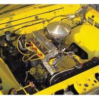 トヨタ 3R&5R 用 ムーン ノーネーム フィンド アルミ バルブカバー.