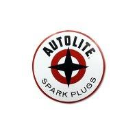 ホットロッド ステッカー AUTOLITE SPARK ステッカー 6.5インチ
