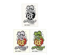 Rat Fink Made in USA ステッカー