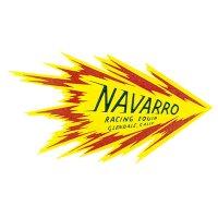 ホットロッド ステッカー NAVARRO RACING EQUIP ステッカー