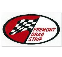 ホットロッド ステッカー FREMONT DRAG STRIP ステッカ