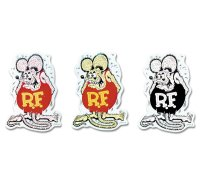 Rat Fink デカール S 8 x 5.5cm