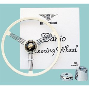 画像: Banjo Steering Wheel 40cm