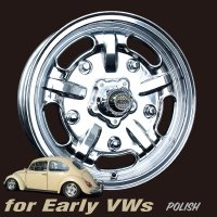 Speed Master Wheel 15×5 VW用【ポリッシュ】 (SMW155205-P)