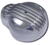 "MOONEYES Original ""Gourd Shape""Finned Air Cleaner Cover"