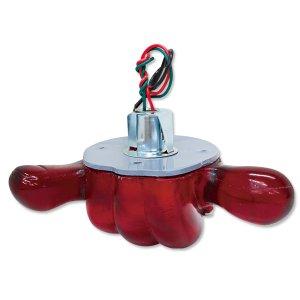 画像3: Hang Loose テール ランプ アッセンブリー for モーターサイクル