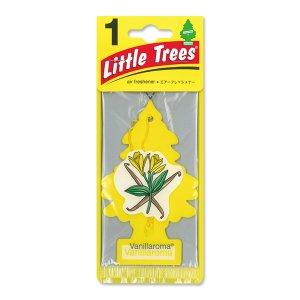 画像1: Little Tree エアーフレッシュナー VANILLA