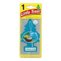 Little Tree エアーフレッシュナー Caribbean Colada
