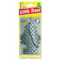 Little Tree エアー フレッシュナー ピュア スティール