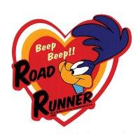 ロード ・ ランナー デカール Heart