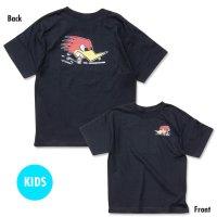キッズ クレイスミス トラディショナル デザイン T シャツ ブラック