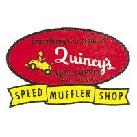 ホットロッド ステッカー Quincy'S AUTO SUPPLY ステッカー