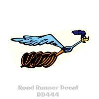 ロード・ランナー デカール RH 6.25インチ
