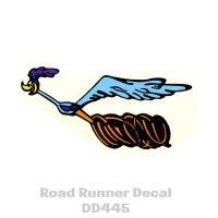 ロード ・ ランナー デカール LH 6.25インチ
