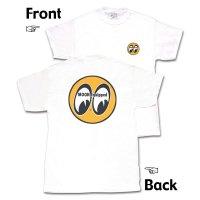 MOON Classic Eyeball Logo Tシャツ
