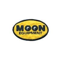 MOON Equipment オーバル パッチ 6 x 10cm