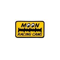 MOON Racing Cams パッチ 6.6×11.6cm