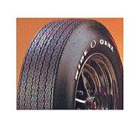 Firestone ワイド オーバル レイズド ホワイト レター タイヤ D70-14