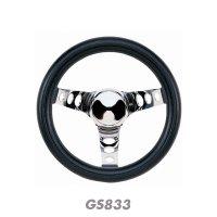 Grant Classic Black Foam Steering Wheel 25cm