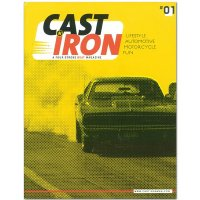 Cast Iron Magazine (France) #1