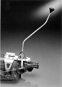 LOKAR TH400 ノスタルジック トランスミッション シフター 6〜12インチ