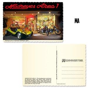 画像2: MOONEYES ポストカード