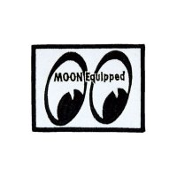 MOON Equipped Vintage Patch (Sサイズ)