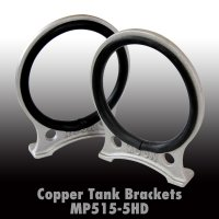MOON Chopper Tank Brackets 5インチ HD用