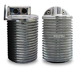 画像1: MOONEYES オリジナル アルミニウム リモート オイル フィルター
