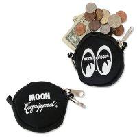 MOON Equipped ラウンド コイン ケース