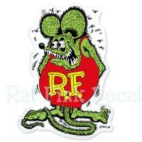 Rat Fink デカール L 20×14cm