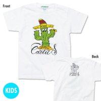 キッズ MOON Cactus Tシャツ