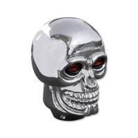Plastic Skull シフトノブ クローム