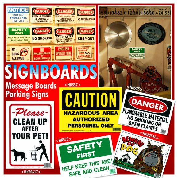 Featured SIGNBOARDS