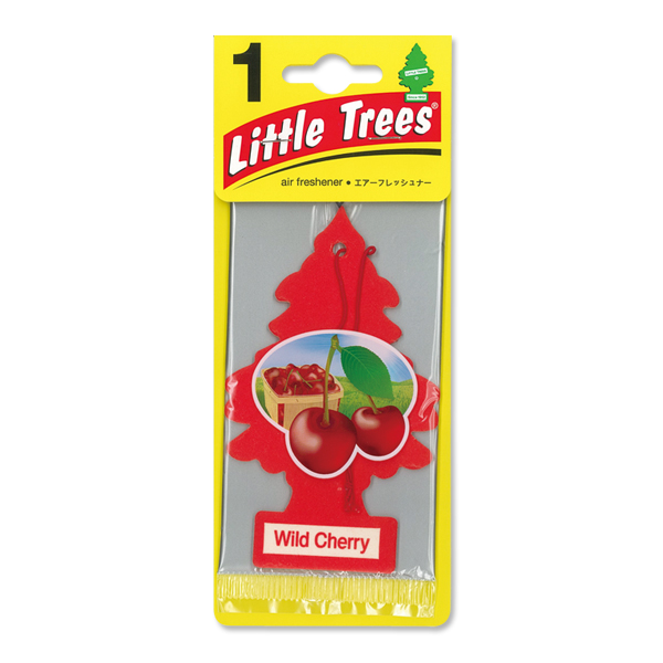 Little Tree Air Freshener Wild Cherry