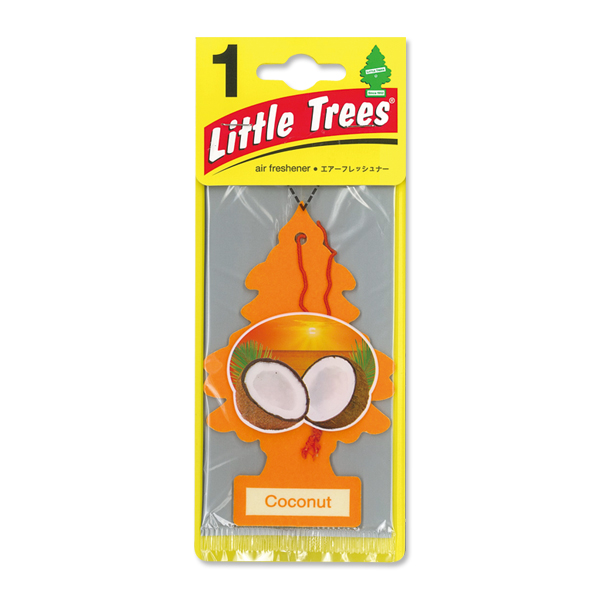 Little Tree エアーフレッシュナー ココナッツ