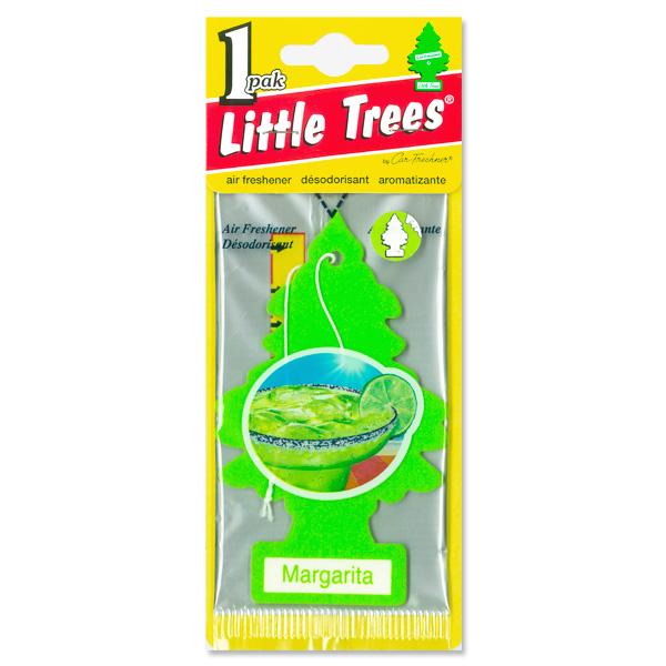 Little Trees Paper Air Freshener Margarita