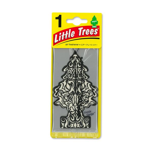 Little Tree エアーフレッシュナー Fresh Surge