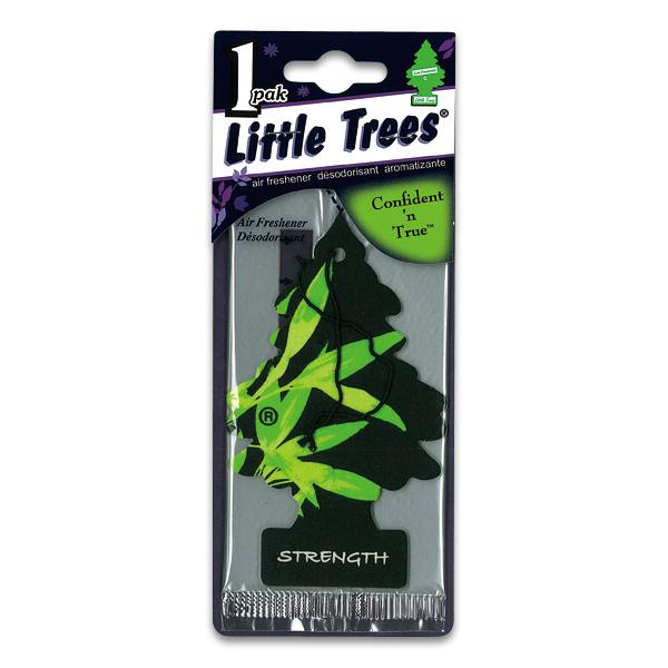 Little Tree エアー フレッシュナー ストレングス