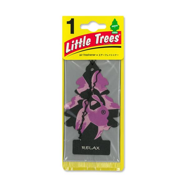 Little Tree エアーフレッシュナー Relax(センチメント)