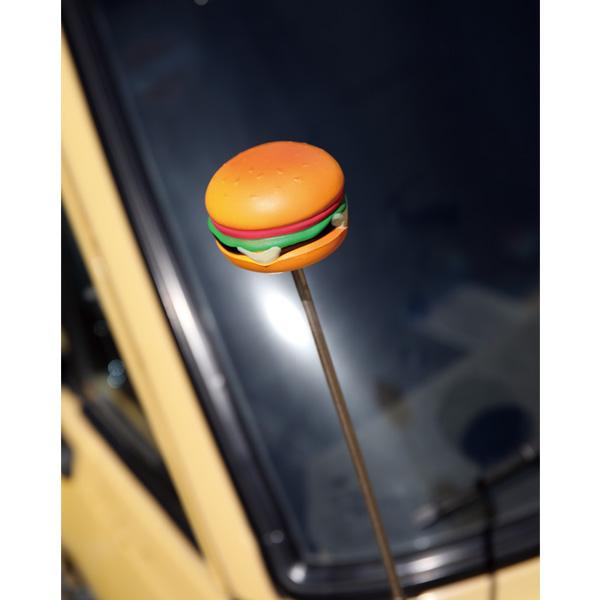 Cheese Burger アンテナ トッパー