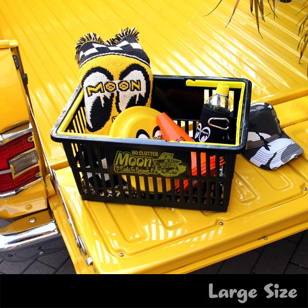 MOONEYES Shopping Basket Large