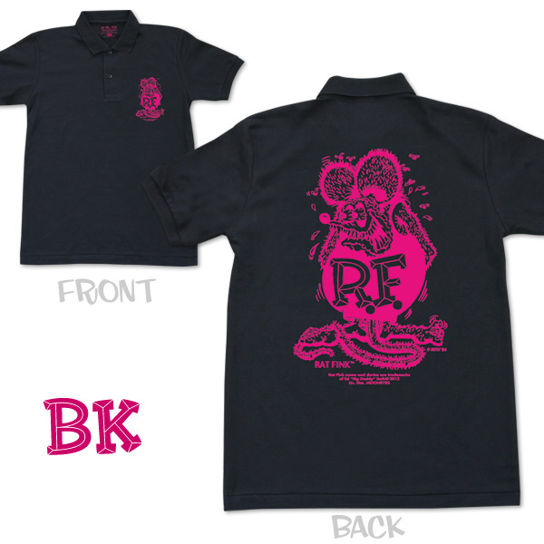 Rat Fink Polo Shirts