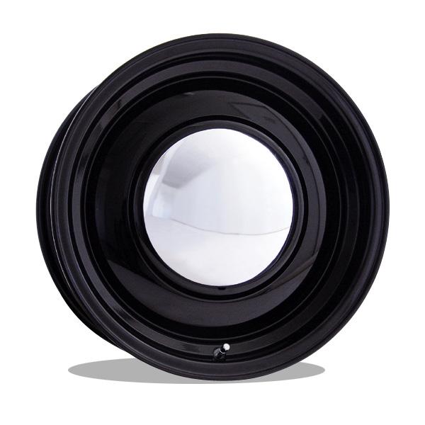 Baby MOON Special Wheel 16 Inch 5-Hole Black/Black