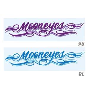 画像1: MOONEYES Pinstripe Sticker
