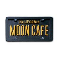 USA カスタム オーダー ライセンス プレート - カリフォルニア ブラック