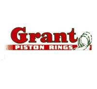 ホットロッド ステッカー Grant PISTON RINGS ステッカー